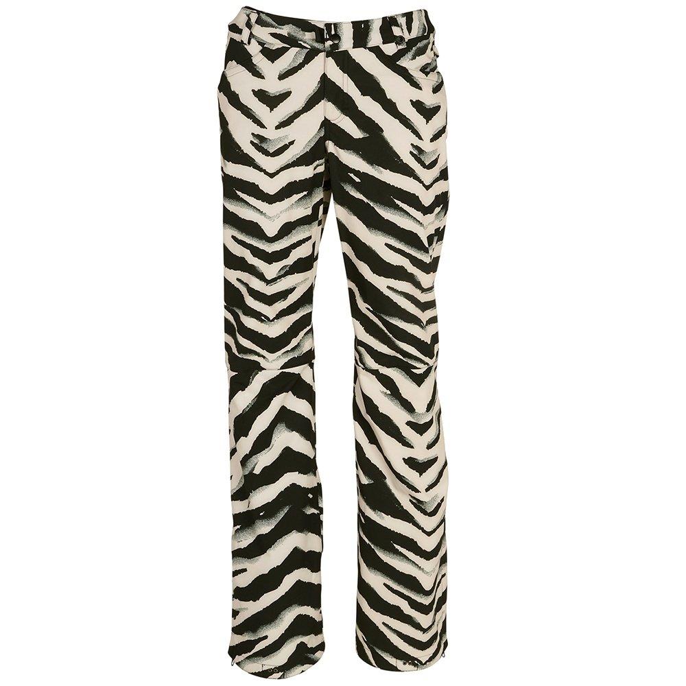 686 Gossip Softshell Snowboard Pant (Women's) - Zebra