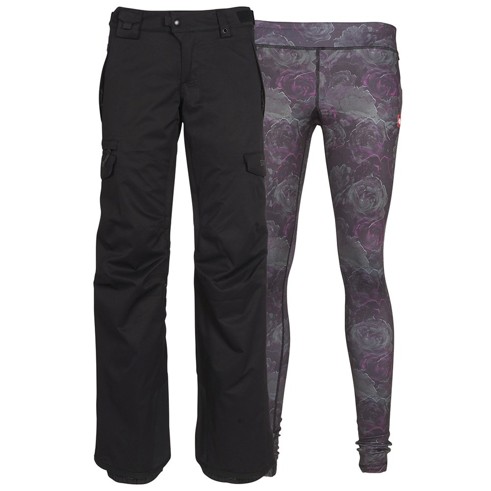 686 Smarty 3-in-1 Cargo Insulated Snowboard Pant (Women's) -