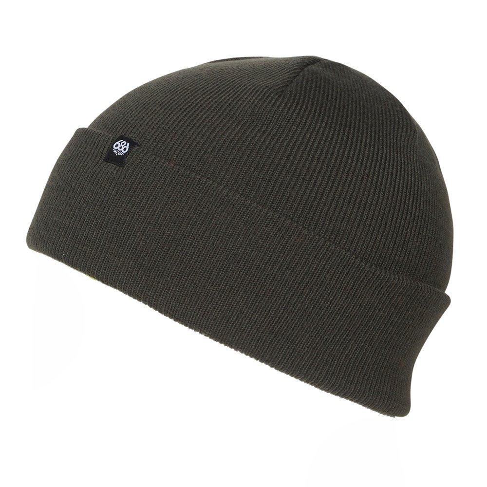686 Standard Beanie (Men's) - Charcoal/Gray