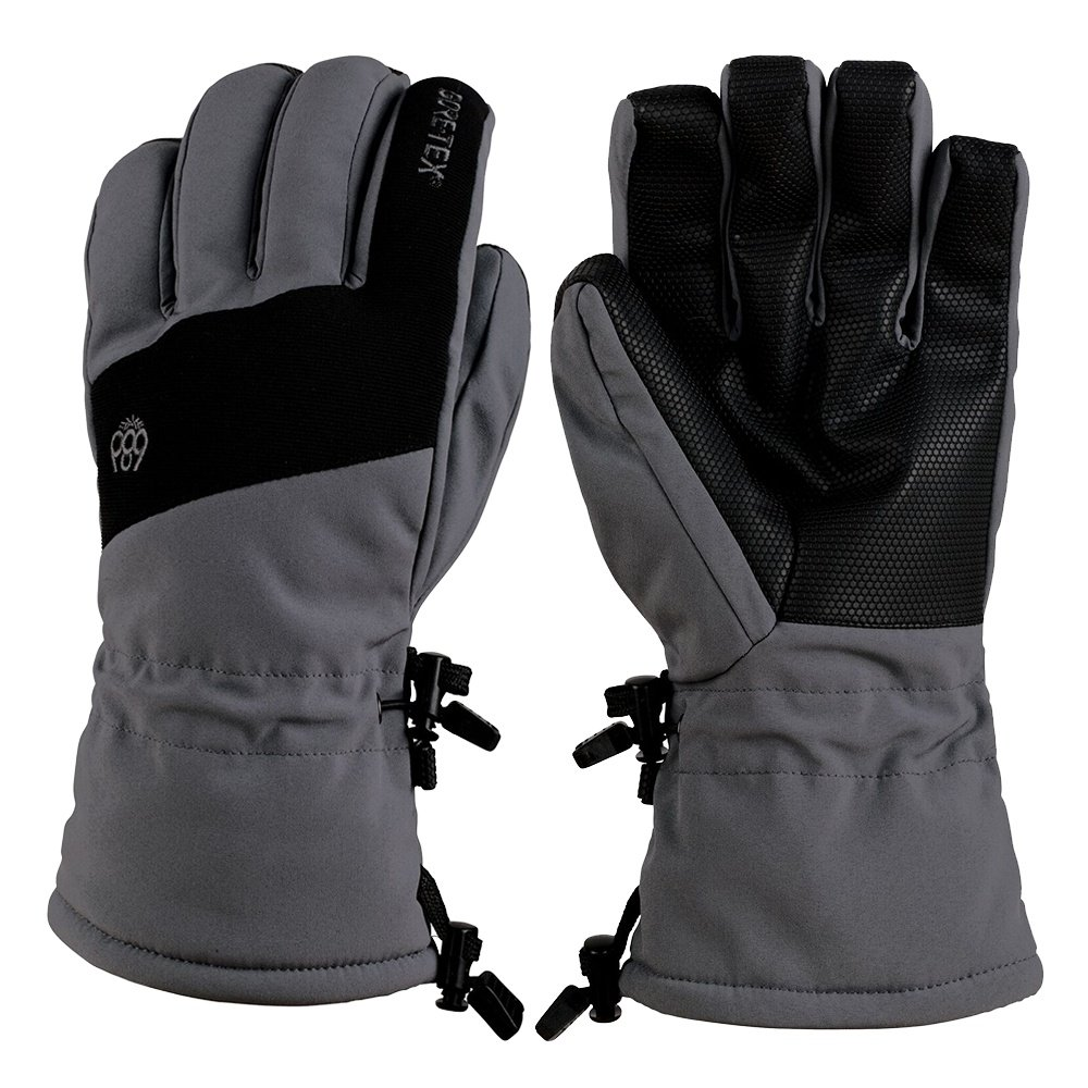 686 GORE-TEX Linear Glove (Men's)  - Charcoal/Gray
