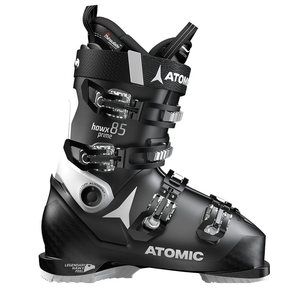 Atomic Hawx Prime 85 Ski Boot (Women's) - Black/White