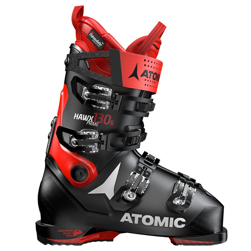 Atomic Hawx Prime 130S Ski Boot (Men's) - Black/Red