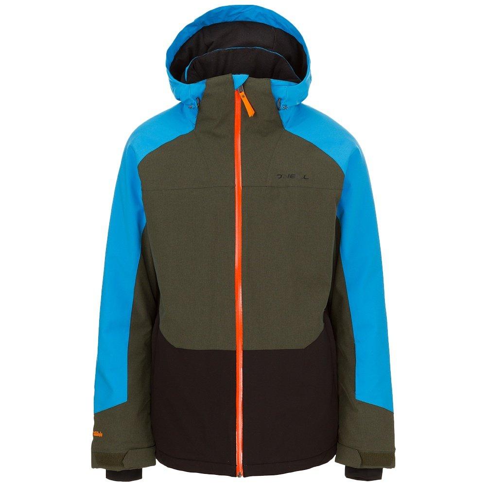 O'Neill Galaxy IV Insulated Snowboard Jacket (Men's) - Dresden Blue