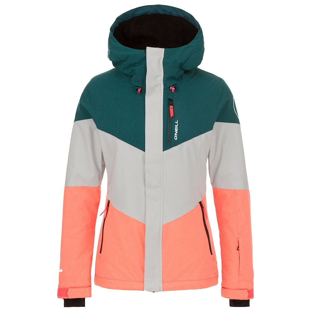 O'Neill Coral Insulated Snowboard Jacket (Women's) - Atlantic Deep