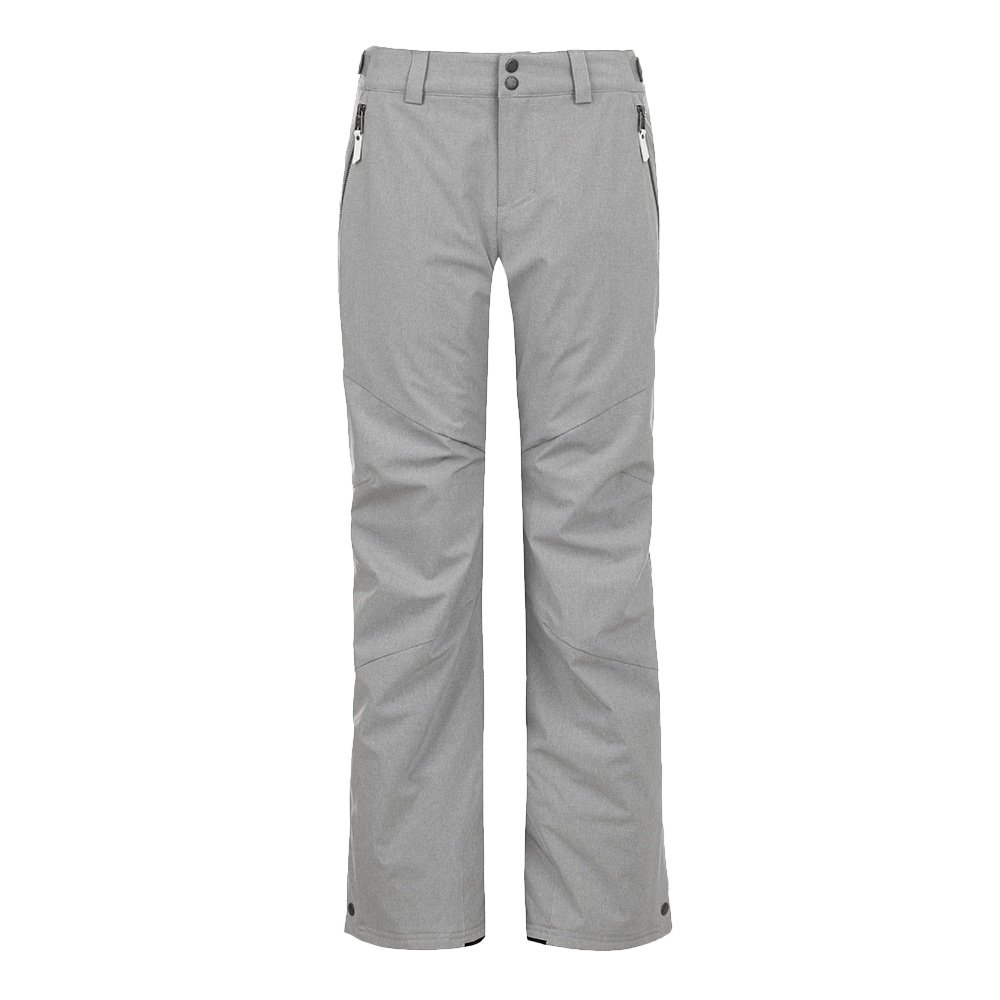O'Neill Spell Shell Snowboard Pant (Women's) - Silver Melee