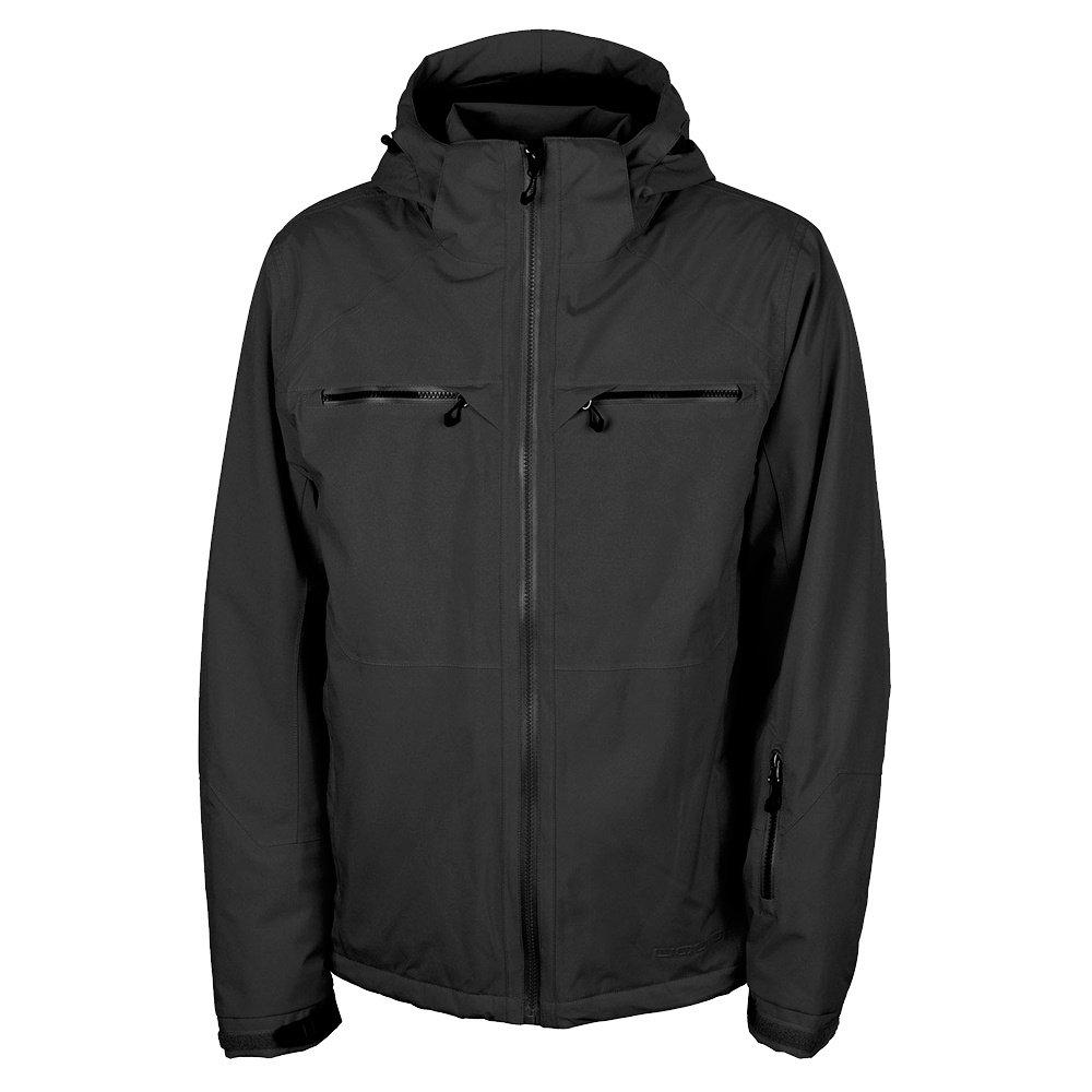 Liquid Cole Insulated Snowboard Jacket (Men's) - Black