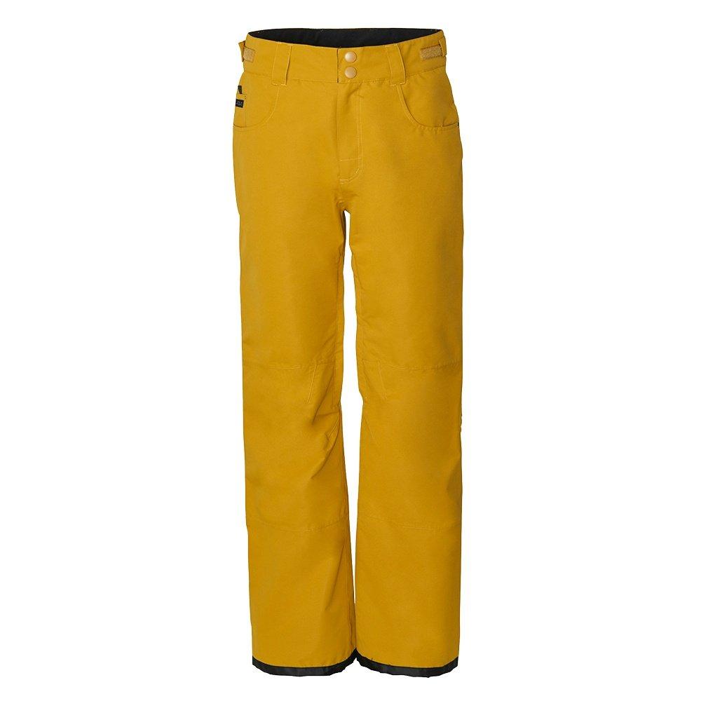 Liquid Krave Shell Snowboard Pant (Men's) - Golden Palm