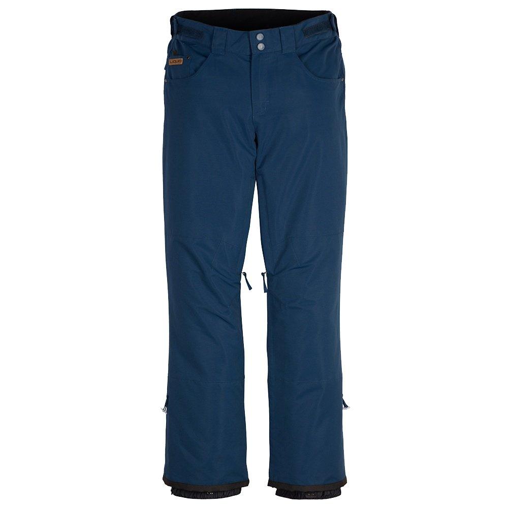 Liquid Vertigo Insulated Snowboard Pant (Women's) - Blue Wing Teal