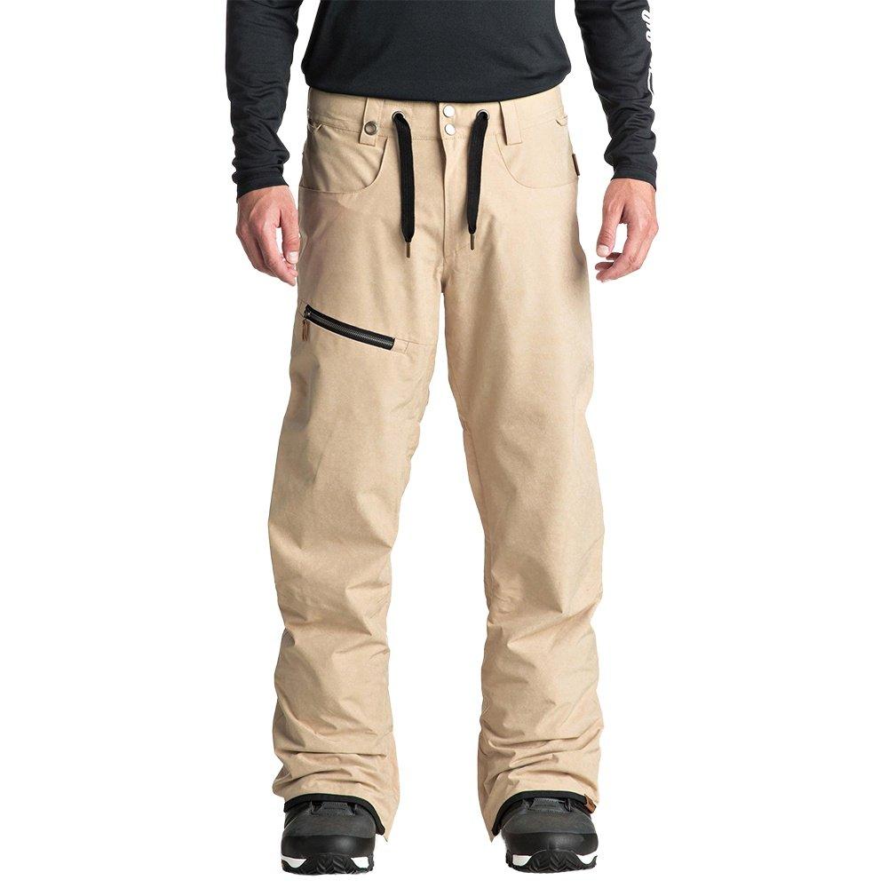 Quiksilver Forest Oaks Shell Snowboard Pant (Men's) - Mojave Deset