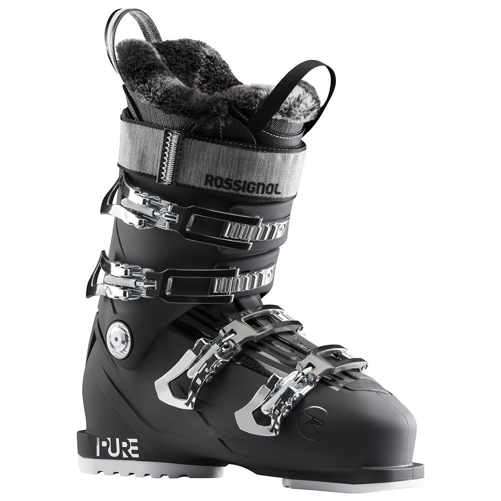 Rossignol Pure Pro 80 Ski Boot (Women's) - Soft Black