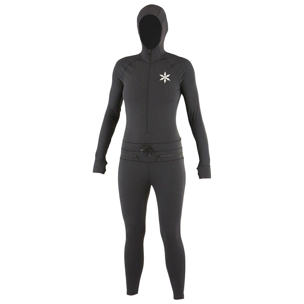 Airblaster Merino Ninja Suit Baselayer (Women's) - Natural Black