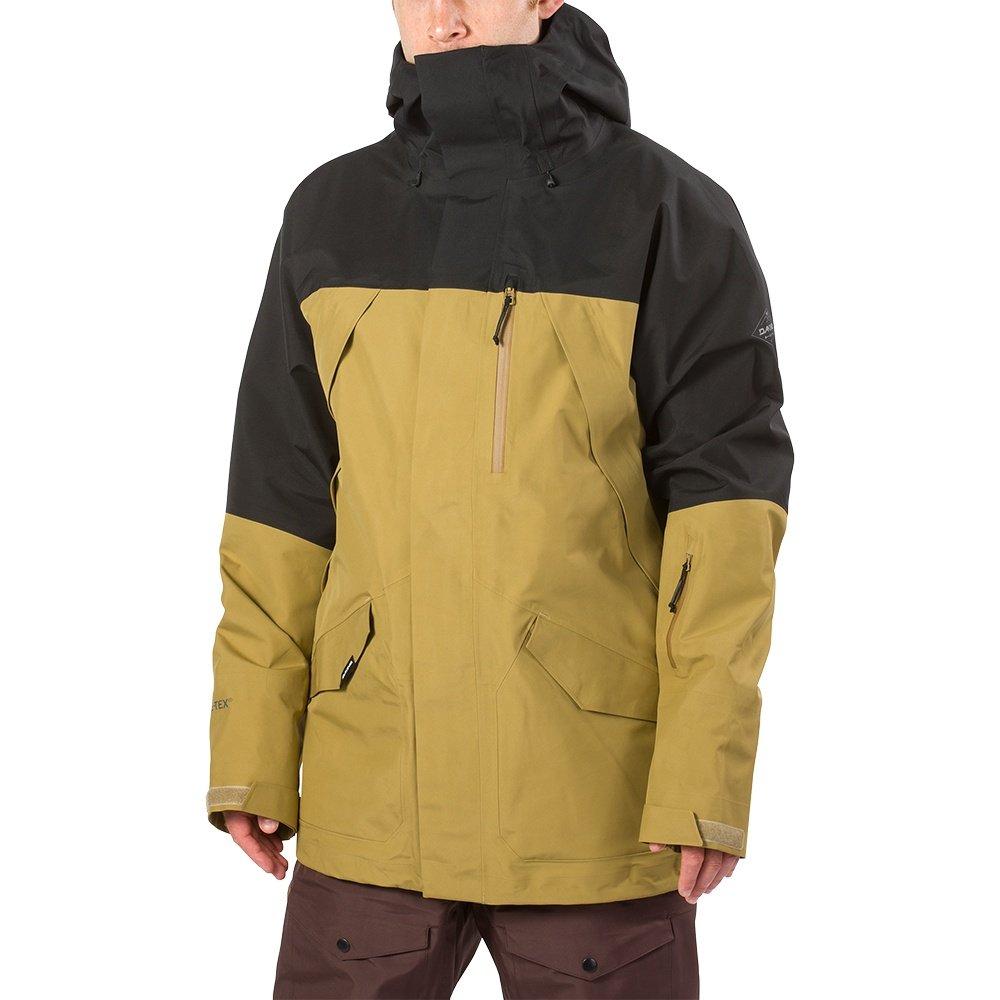 Dakine Sawtooth 3L GORE-TEX Shell Snowboard Jacket (Men's) - Fennel/Black