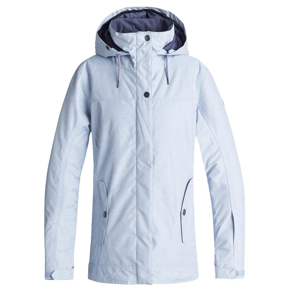 Roxy Billie Insulated Snowboard Jacket (Women's) - Powder Blue