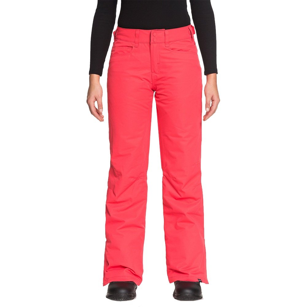 Roxy Backyard Insulated Snowboard Pant (Women's) - Teaberry