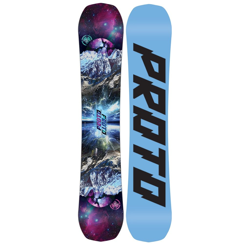 Never Summer Proto Type Two Snowboard (Women's) - 142