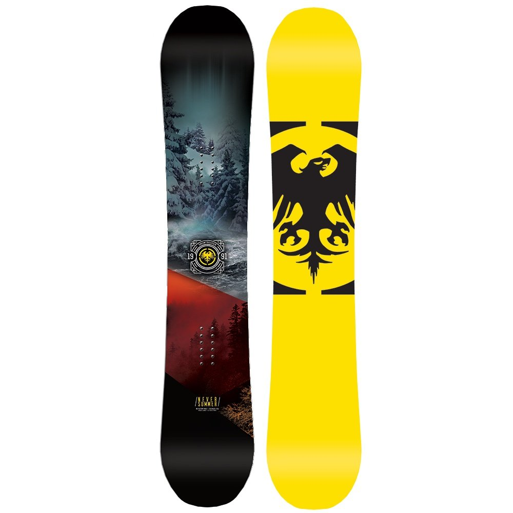 Never Summer Snow Trooper Snowboard (Men's) - 162