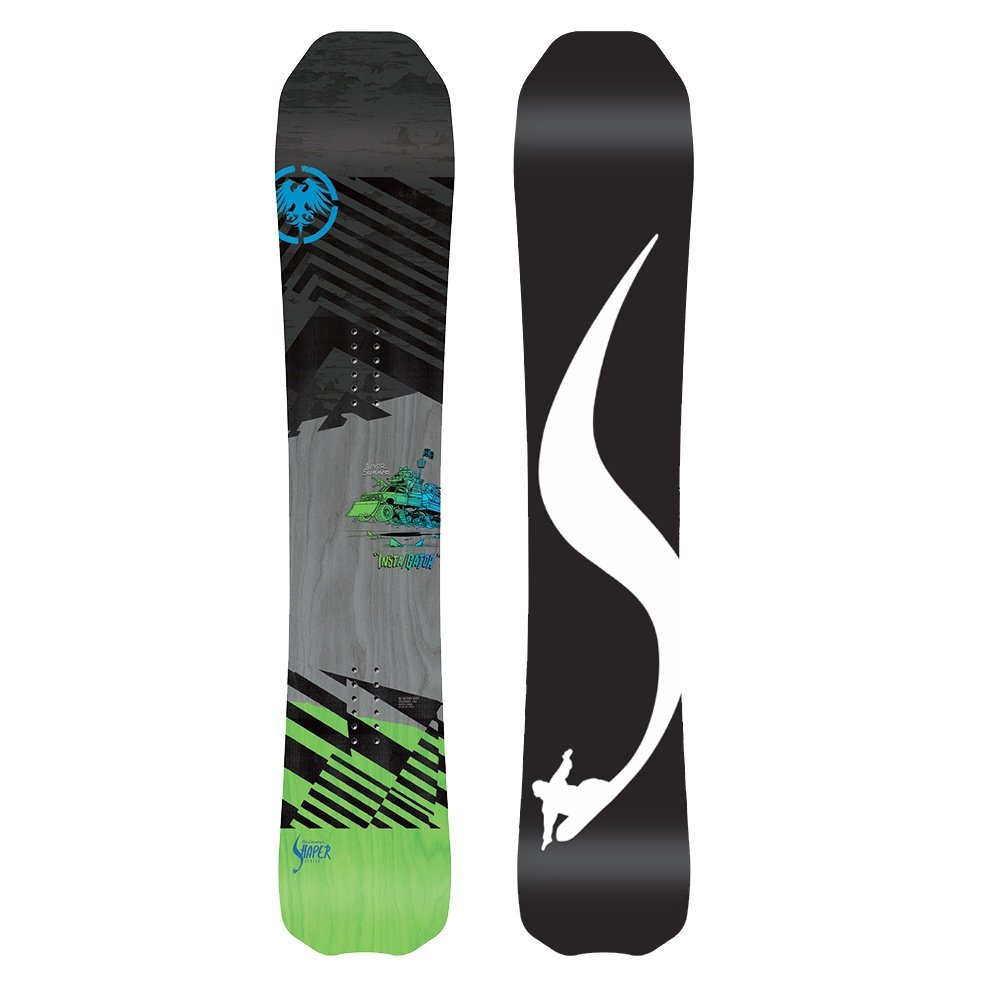 Never Summer Insta/Gator Snowboard (Men's) - 159
