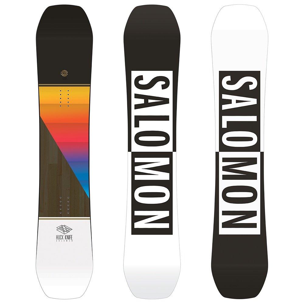 Salomon Huck Knife Wide Snowboard (Men's) - 155