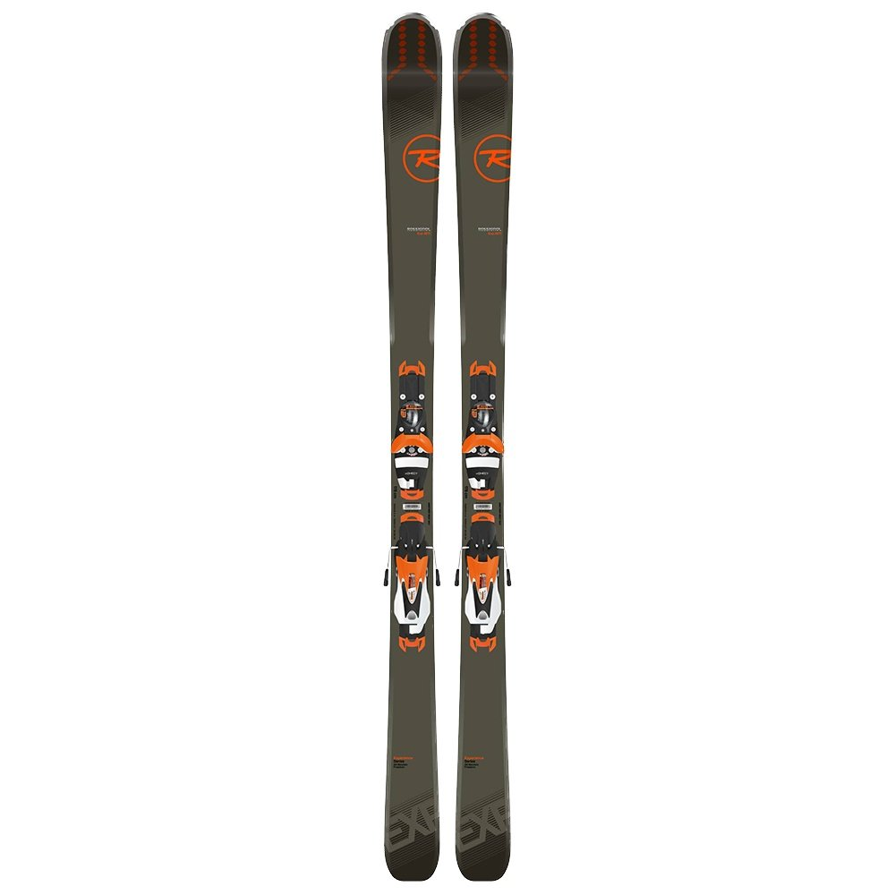 Rossignol Experience 88 Ti Ski System with SPX 12 Dual Bindings (Men's) -