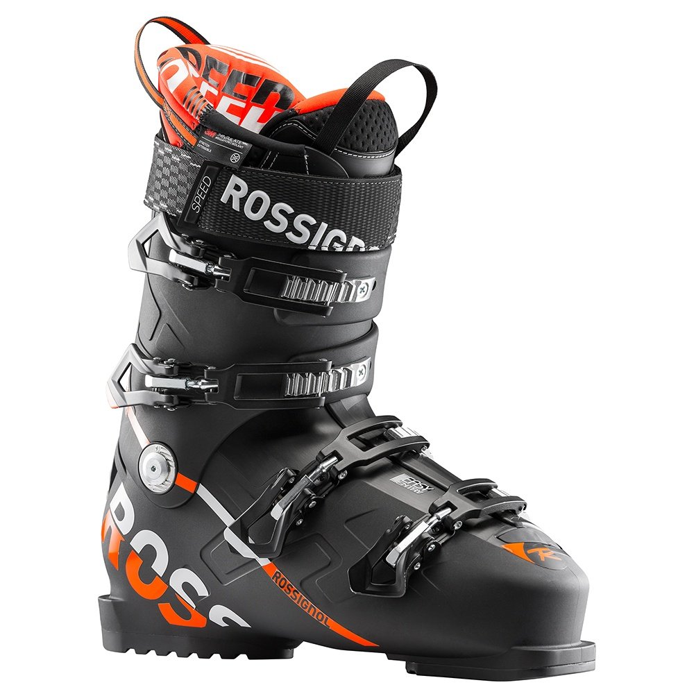 Rossignol Speed 120 Ski Boot (Men's) - Black/Red