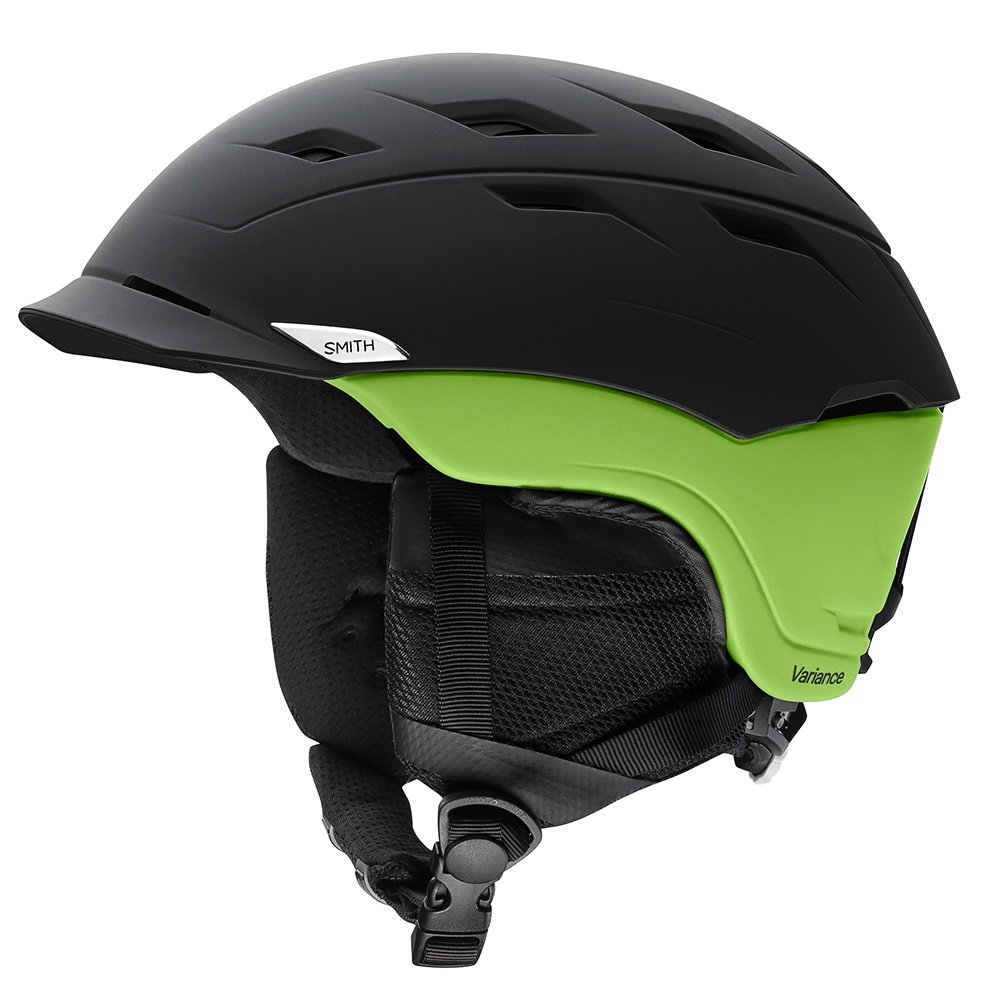 Smith Variance Helmet (Men's) - Black Matte