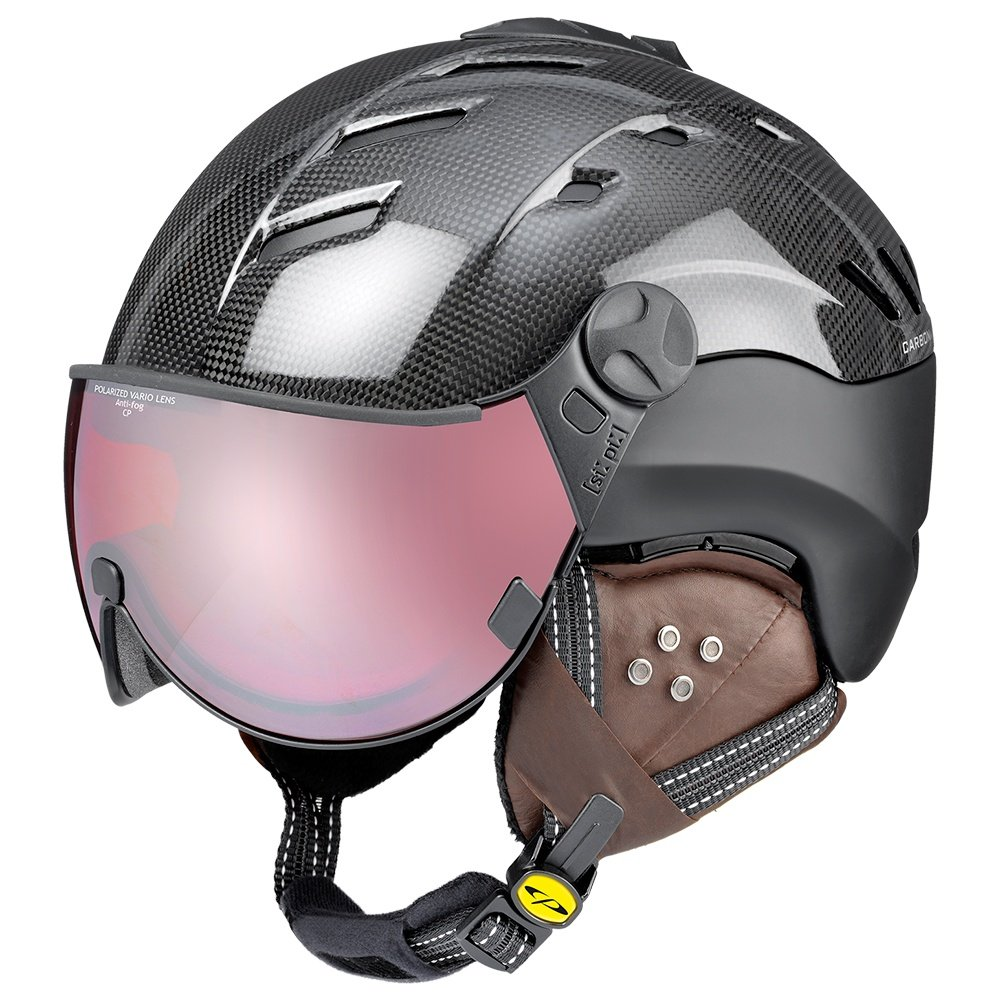 CP Camurai Carbon Helmet (Men's) - Carbon/Black