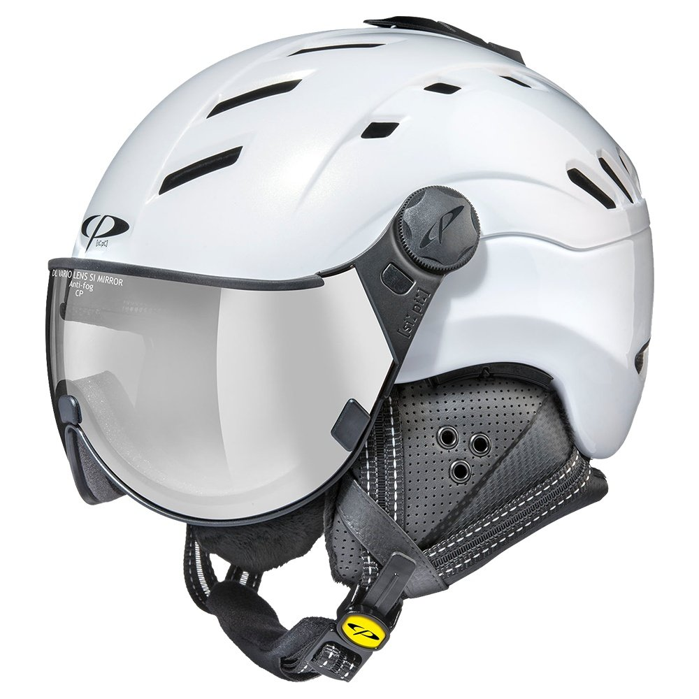 CP Camurai Helmet (Women's) - Pearl White