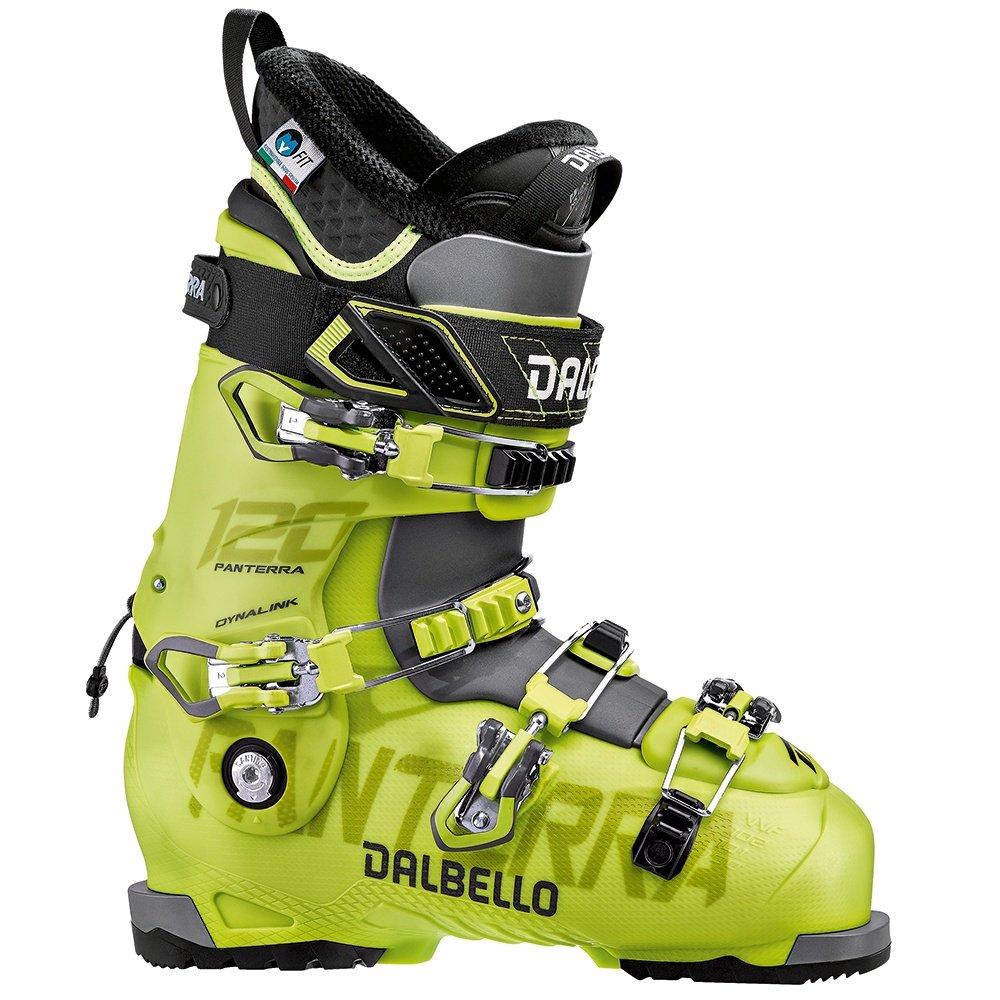Dalbello Panterra 120 Ski Boot (Men's) - Acid Yellow/Black