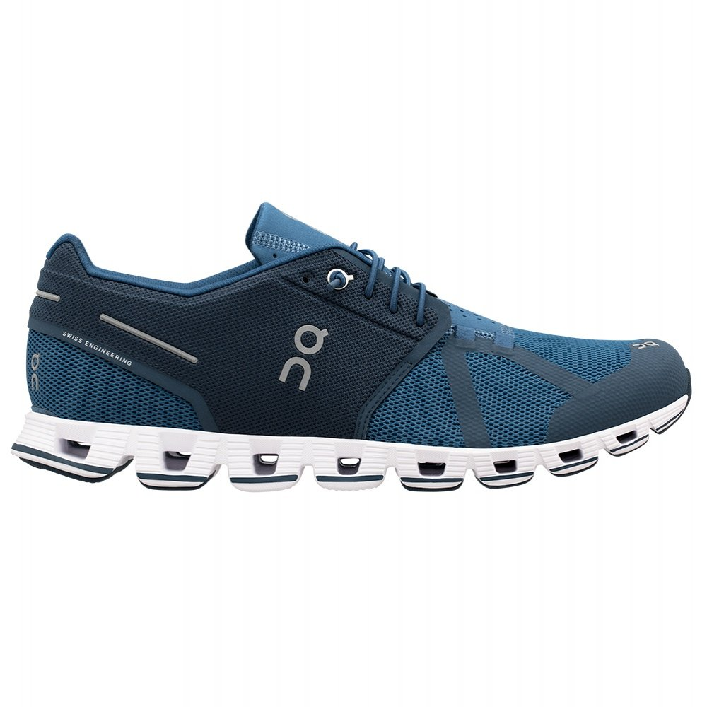 On Cloud II Running Shoe (Men's) - Blue Denim
