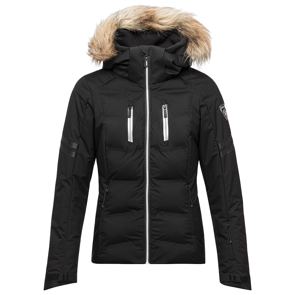 Rossignol Depart Insulated Ski Jacket (Women's) - Black