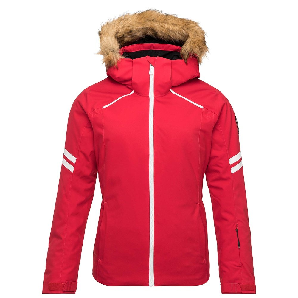 Rossignol Ski Insulated Ski Jacket (Women's) - Rosewood