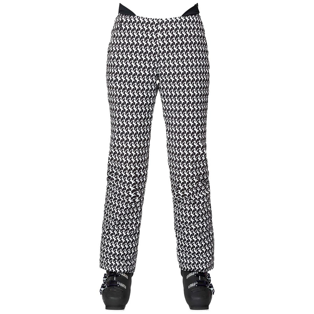 Rossignol Medaille Print Insulated Ski Pant (Women's) - White