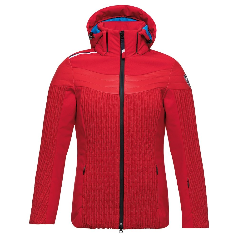 Rossignol Cinetic Insulated Ski Jacket (Women's) - Carmin