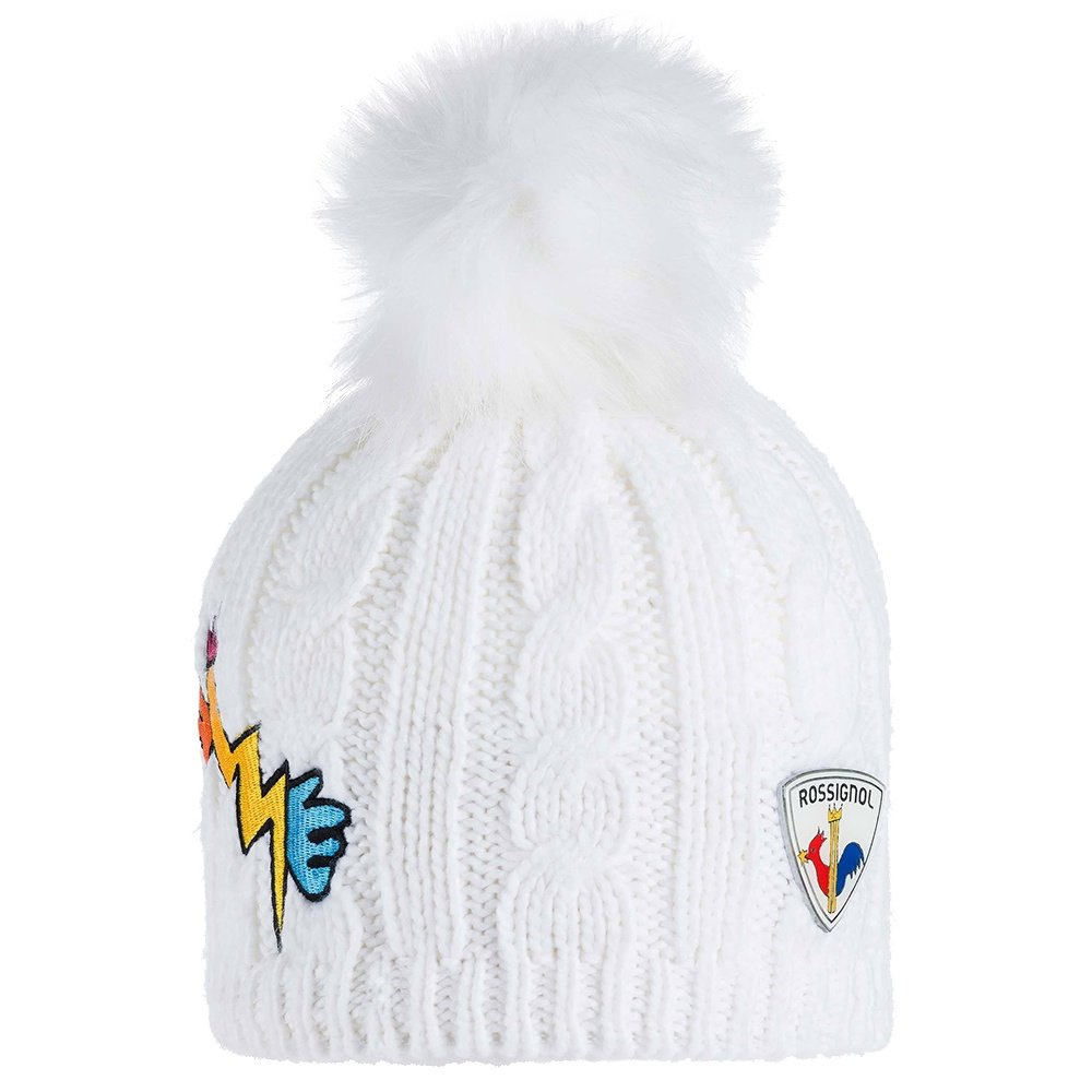Rossignol JCC Yurock Hat - White