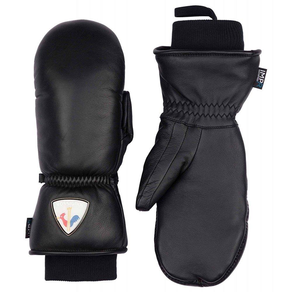 Rossignol JCC Yurock Leather Mitt (Women's) - Black