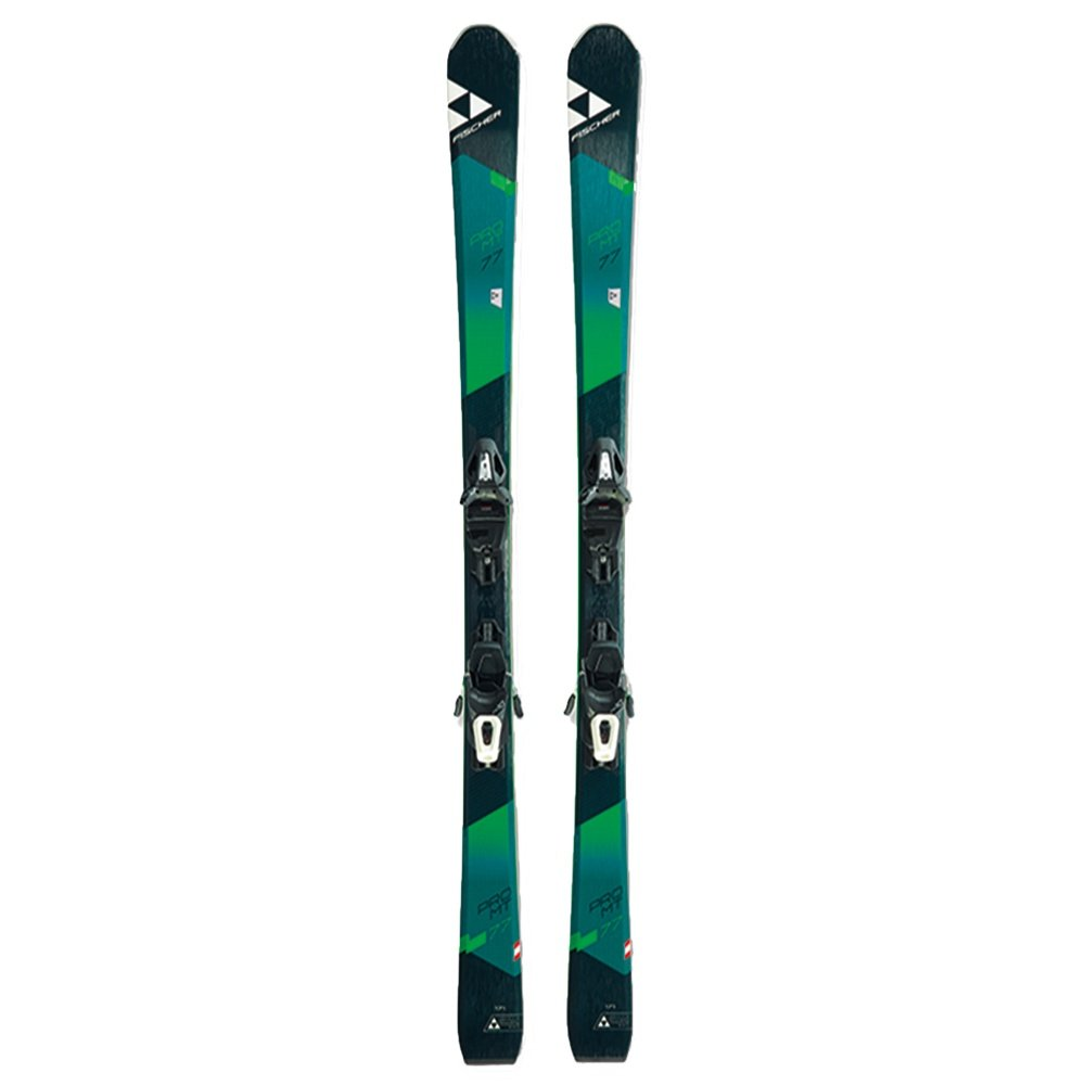 Fischer Pro Mountain 77 Ski System with RS10 GW Bindings (Men's) -