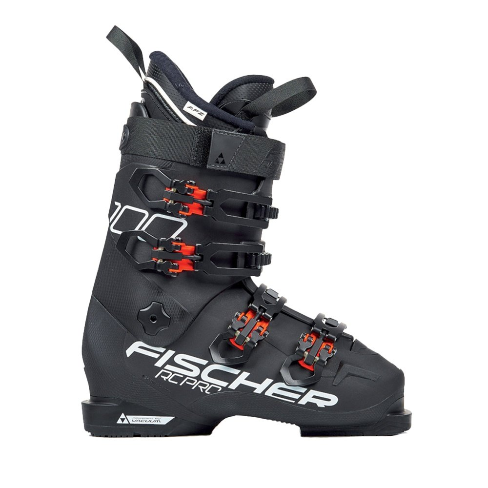 Fischer RC Pro 100 PBV Ski Boot (Men's) - Black/Black