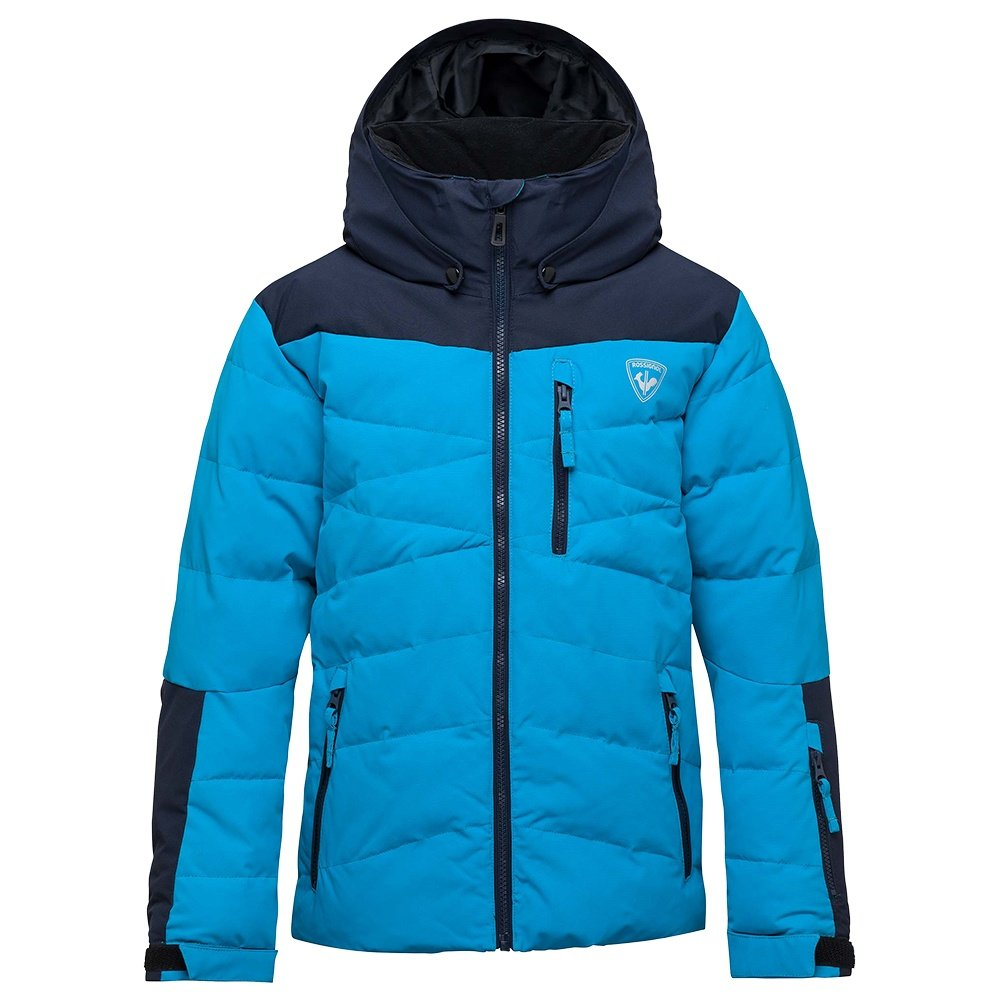 Rossignol Boy Polydown Insulated Ski Jacket (Boys') - Blue Jay