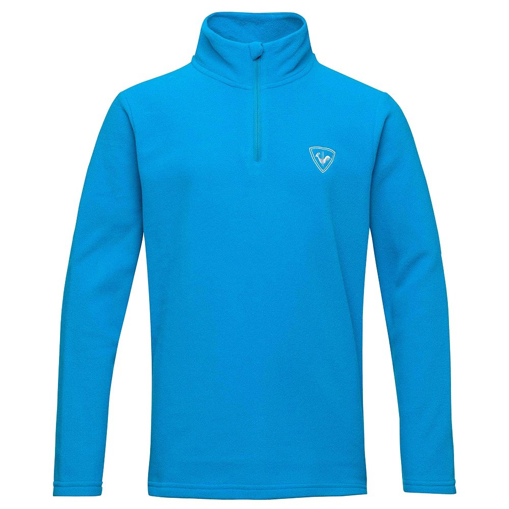 Rossignol Boy 1/2-Zip Fleece Mid-Layer (Boys') - Blue Jay
