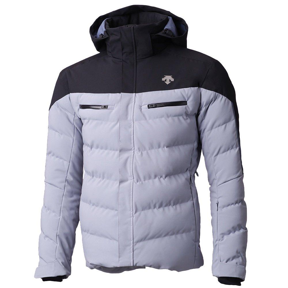 Descente Winnton Insulated Ski Jacket (Men's) - Artic Storm/Black/Midnight Shadow