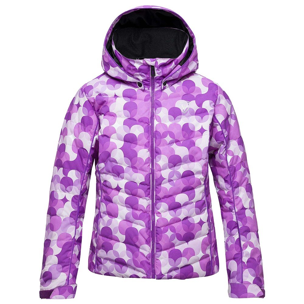 Rossignol Girl Polydown PR Insulated Ski Jacket (Girls') - Flower Camo