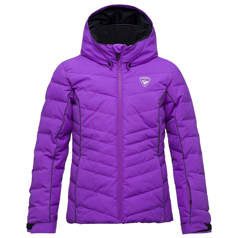 Rossignol Girl Polydown Insulated Ski Jacket (Girls') - Lilac