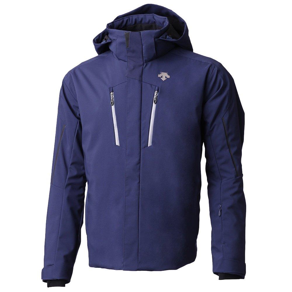Descente Glade Insulated Ski Jacket (Men's) - Dark Night/Artic Storm