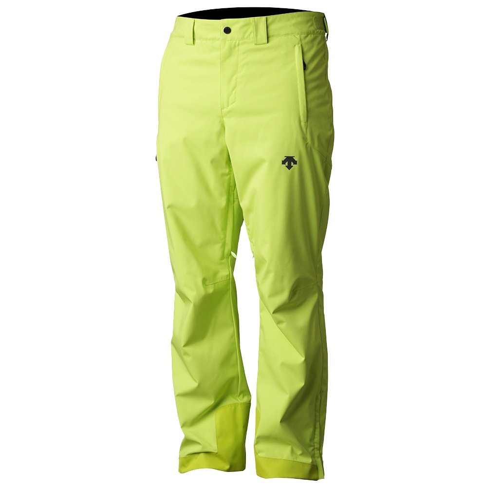 Descente Stock Insulated Ski Pant (Men's) - Lime