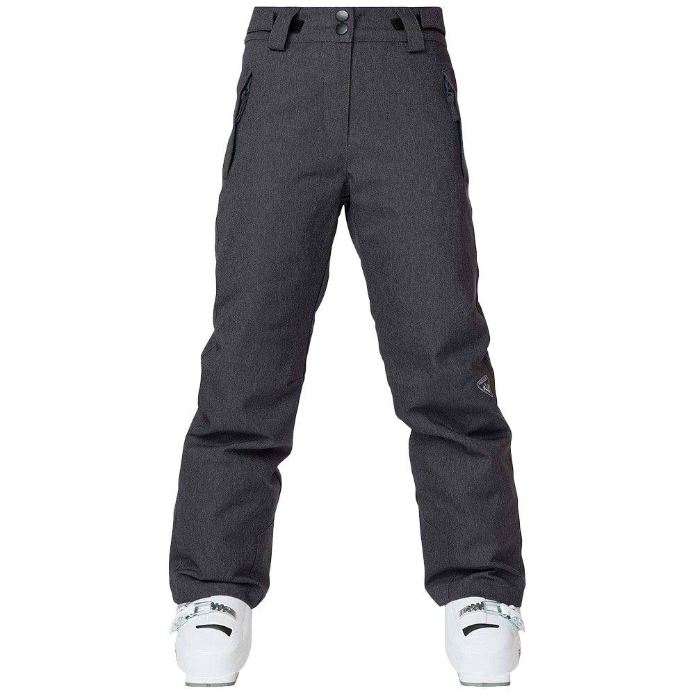Rossignol Girl Ski Denim Insulated Ski Pant (Girls') - Denim