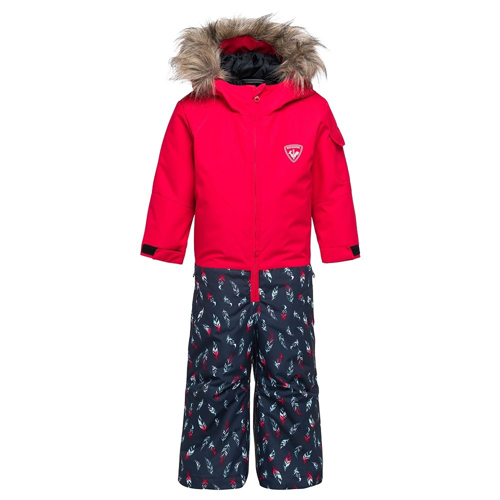 Rossignol Kid Flocon Insulated Snow Suit (Little Kids') - Multico Feather