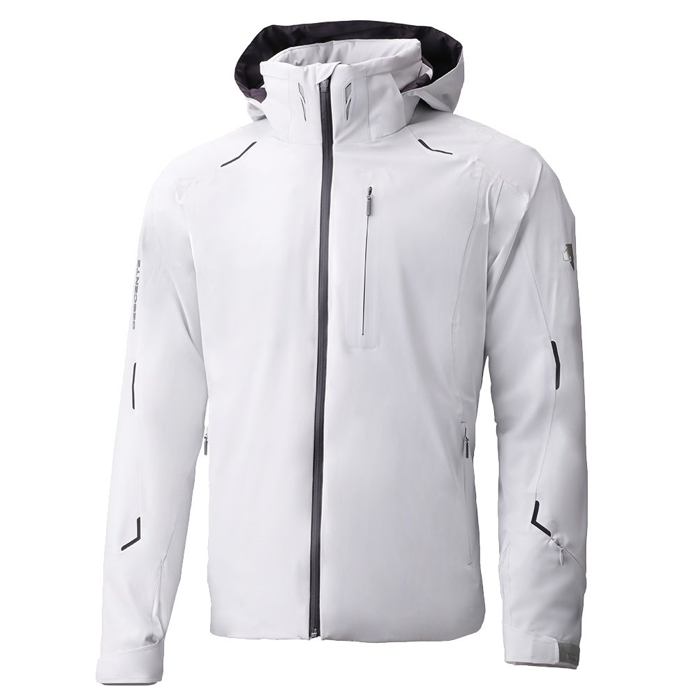Descente Regal Insulated Ski Jacket (Men's) - Stainless/Black