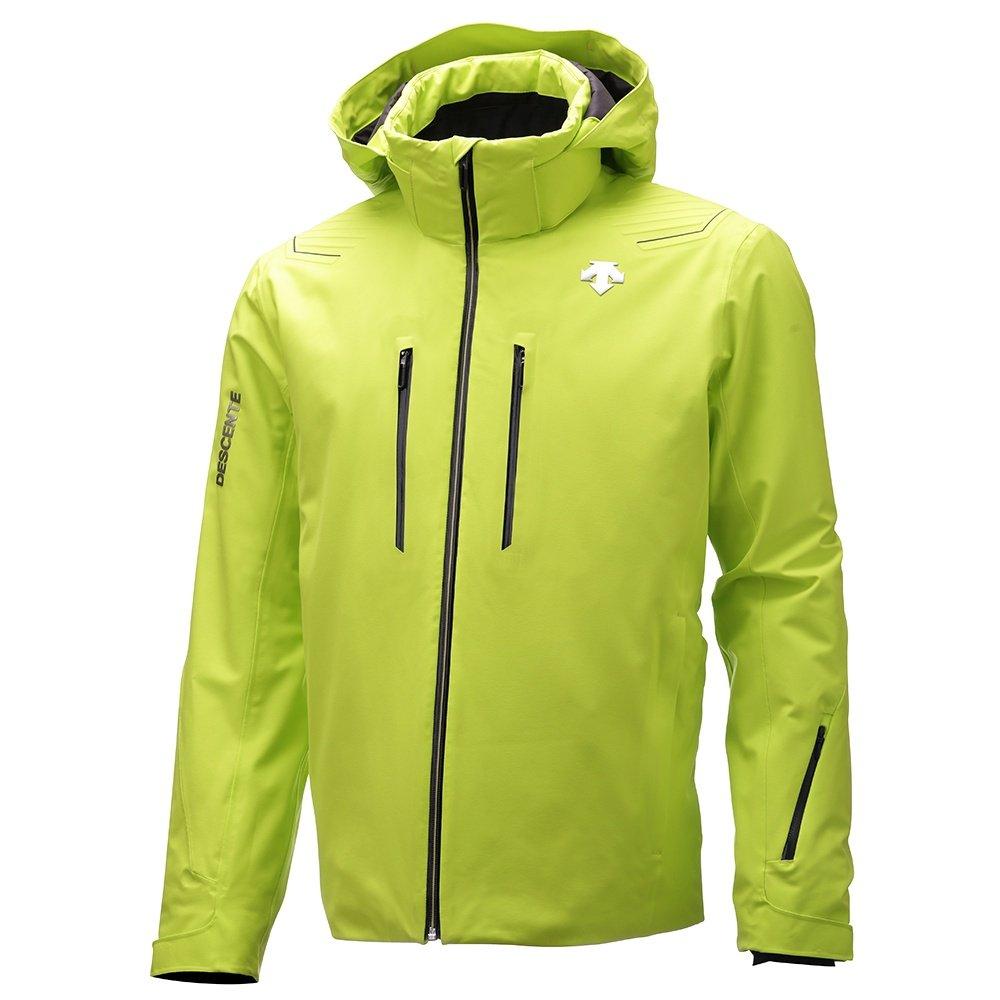 Descente Rogue Insulated Ski Jacket (Men's) - Lime/Black
