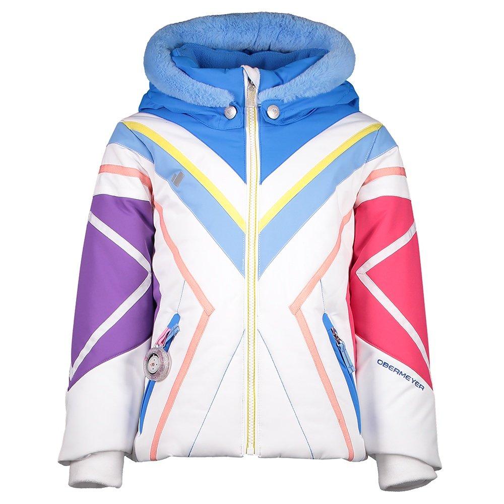 Obermeyer Allemande Insulated Ski Jacket (Little Girls') -