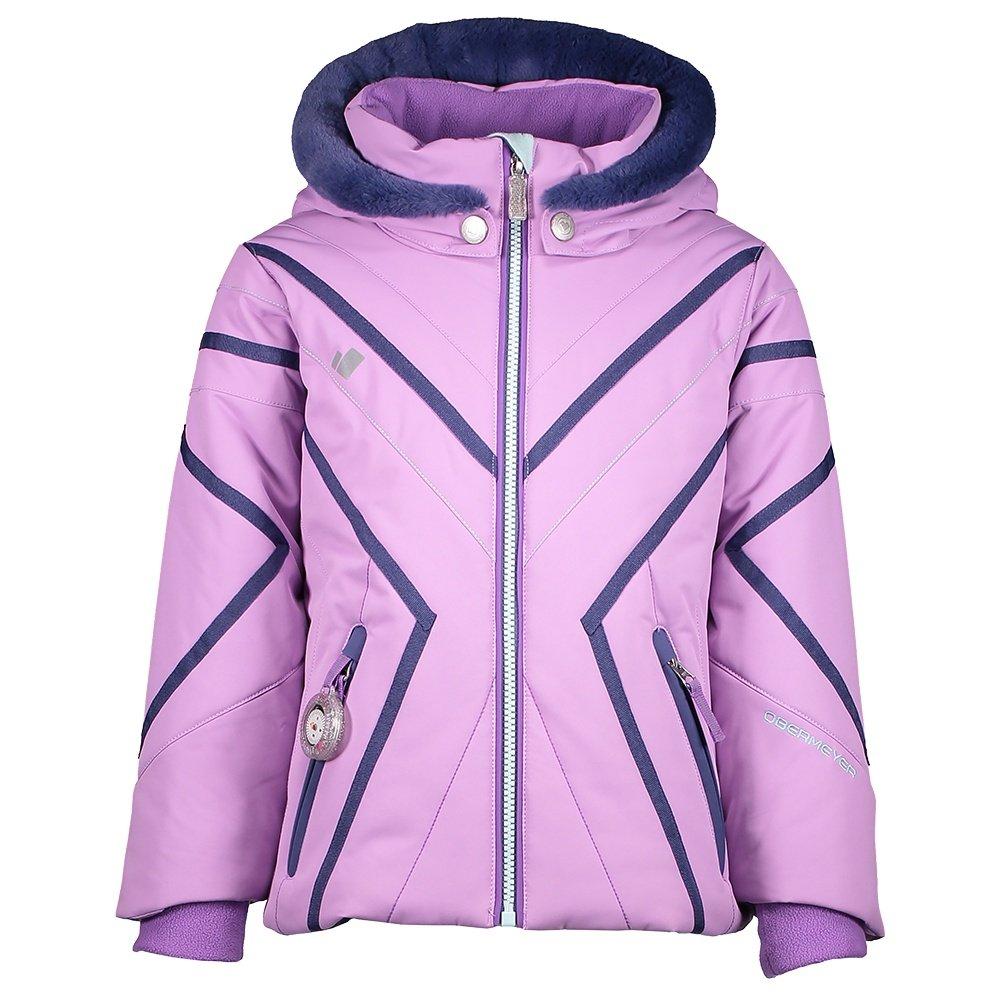 Obermeyer Allemande Insulated Ski Jacket (Little Girls') - Violetta